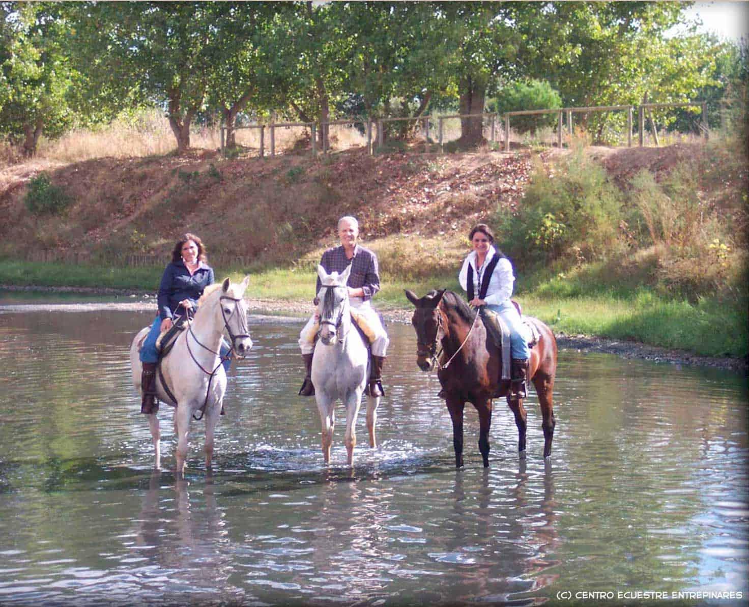 Paseo-a-caballo-por-el-rio-Guadiamar